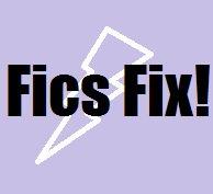 FridayFicsFix hashtag on Twitter