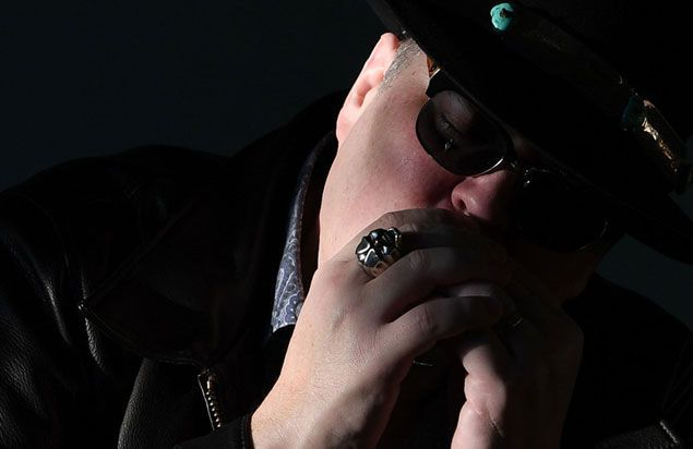 ON SALE NOW! John Popper of @blues_traveler plays the RiverJazz Festival pres. by @ConcannonCPA on 5/2! Info: buff.ly/2pjxJab