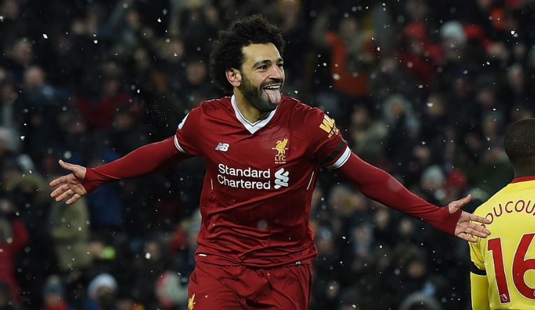 Mo Salah's gone absolutely goal crazy!   What a season!  👉 https://t.co/HCic6lDjge