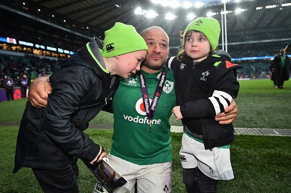 One of only three Irish Grand Slam winning captains.  One of only two Irish two-time Grand Slam winners.  First Irish captain to lead team to wins over NZ, SA and Australia.  Only Ulster man to earn more than 100 Irish caps.  Legend.
