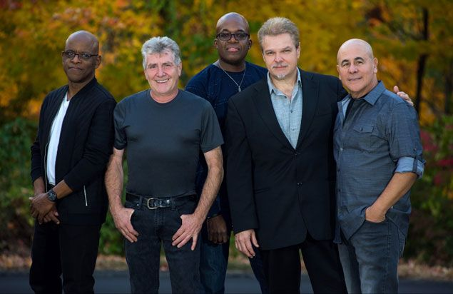 ON SALE NOW! The seasoned jazz veterans of SPYRO GYRA play RiverJazz pres. by @ConcannonCPA on 5/23! Info: buff.ly/2phrMe4