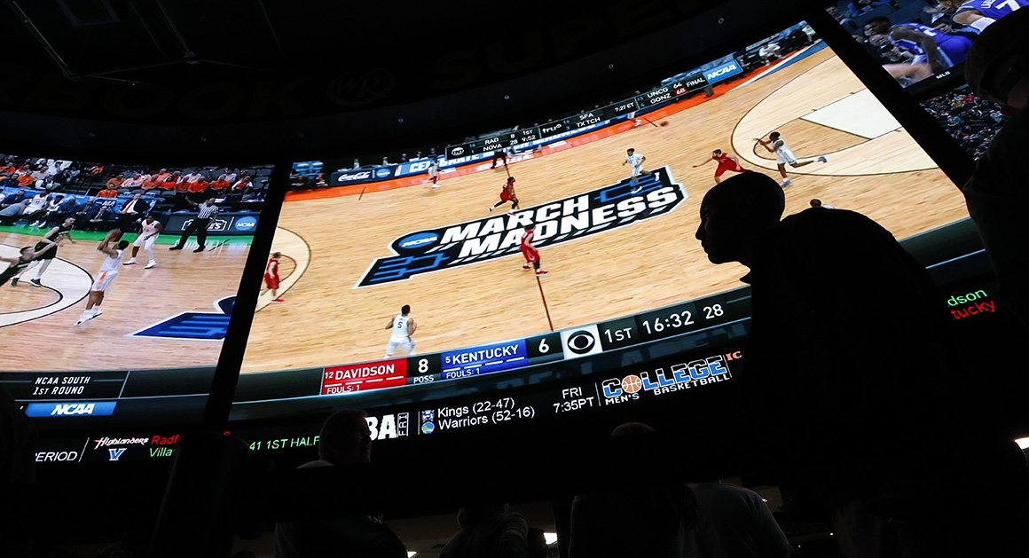 Want to make an impression on voters? Run campaign ads all the way throughout March Madness. https://t.co/fDRlxe3h3L