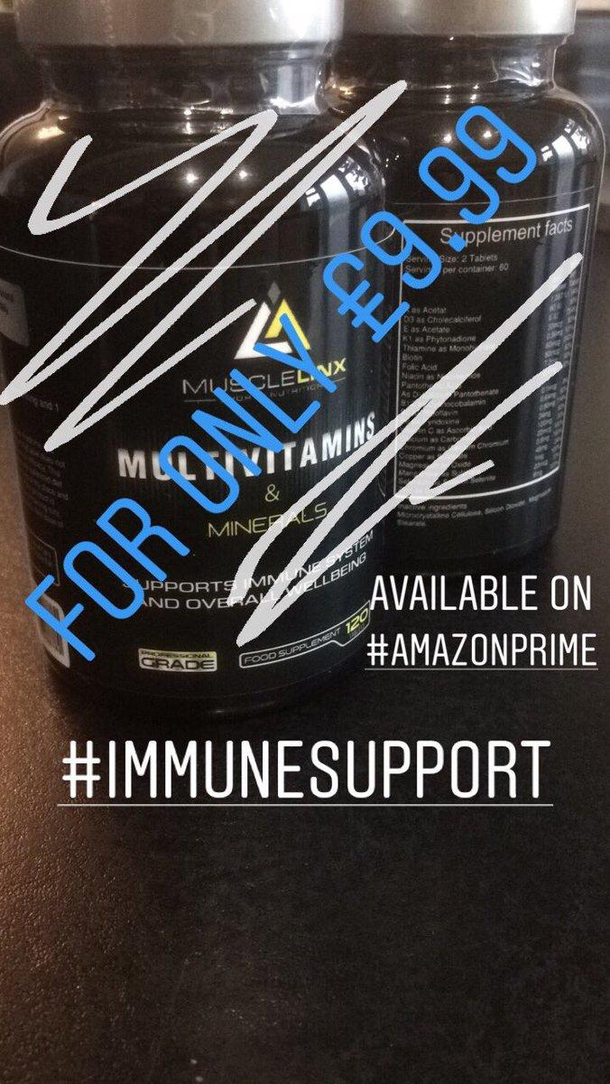 Help support your #ImmuneSystem #immunes...