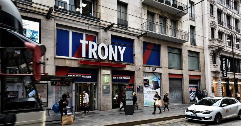 Fallisce società Dps, chiusi 43 negozi a marchio Trony https://t.co/WS26fAvDtL