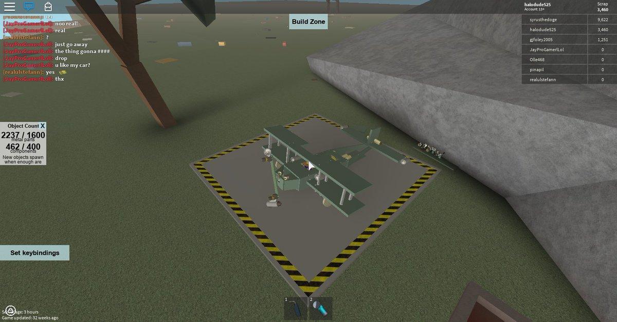 Roblox Metalworks Sandbox Demo Creations Showcase Youtube Metalworks Creations
