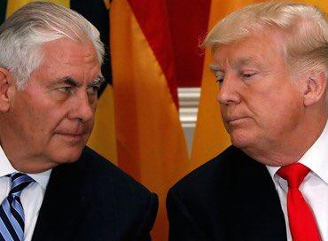 #Trump si sbarazza di #Tillerson. L'analisi degli scenari futuri di @AndreaMarciglia su @l_Opinione. http:// www.nododigordio.org/in-evidenza/trump-si-sbarazza-di-tillerson-youre-fired-lopinione-14-03-2018/  - Ukustom