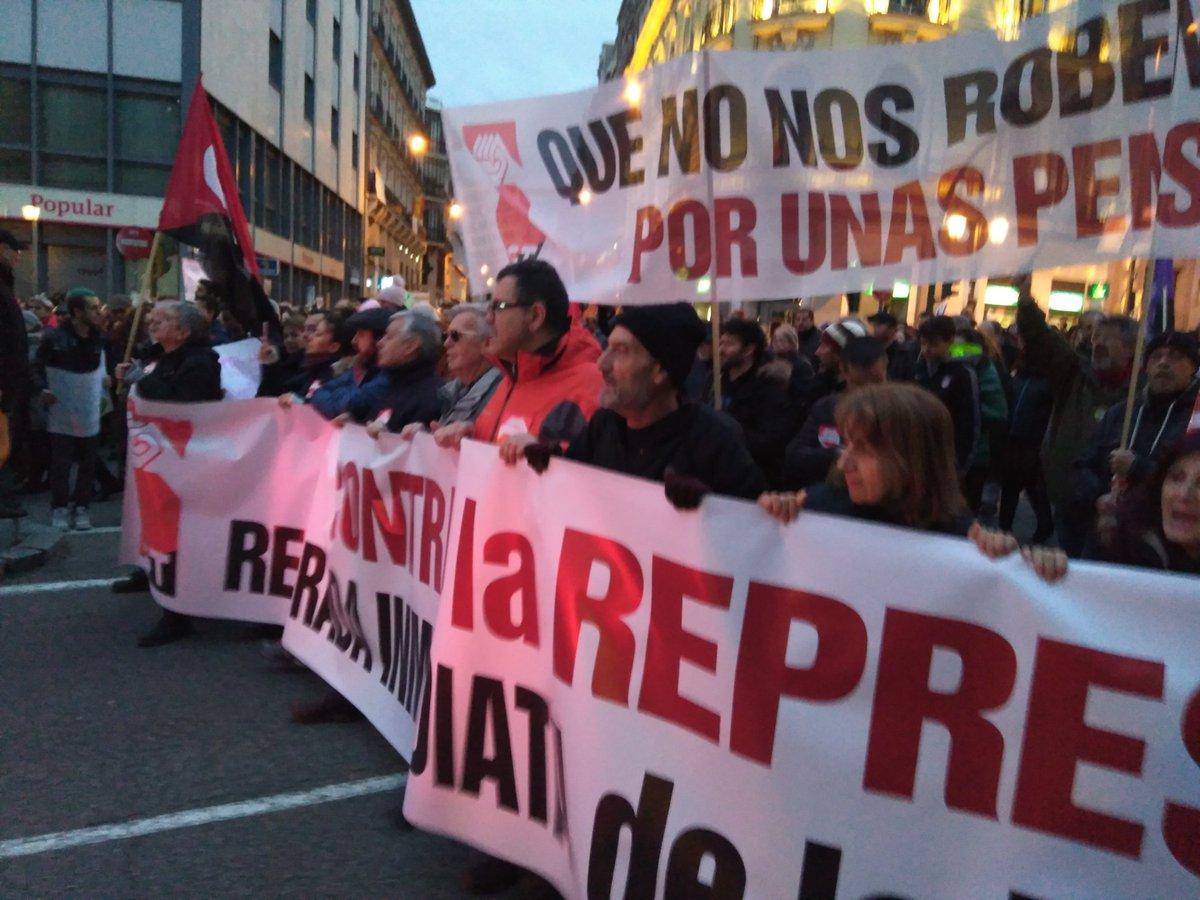 Resultado de imagen de 17M Madrid