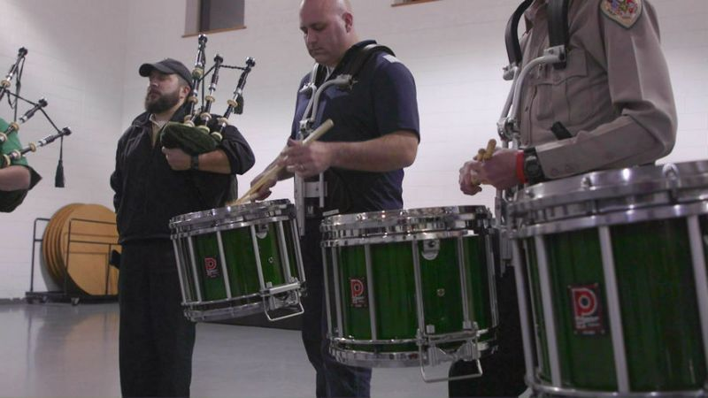 Band ready to entertain Beale Street for St. Patrick's Day Parade #wmc5 >>https://t.co/uVY4vH6b9v