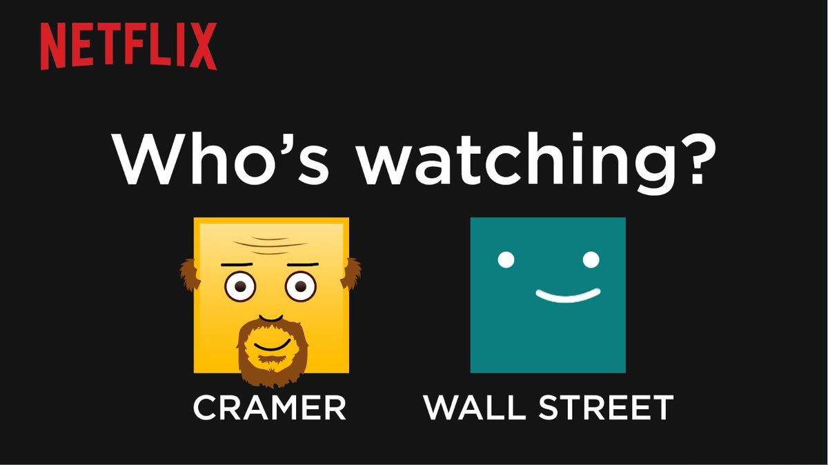 .@jimcramer has eyes on Netflix after some analyst downgrades, but he won't bite. Find out why he thinks betting against $NFLX is a mistake https://t.co/UkjwGe4Gn3