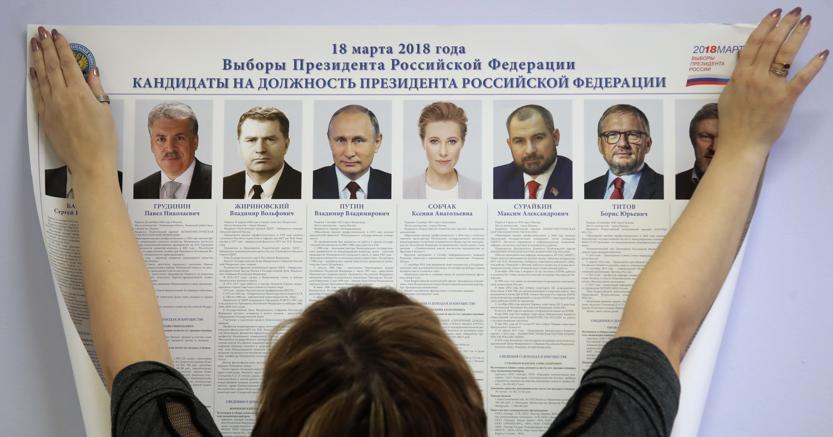 Russia al voto, bassa affluenza unico ostacolo per Putin https://t.co/nZlbIQkIpd