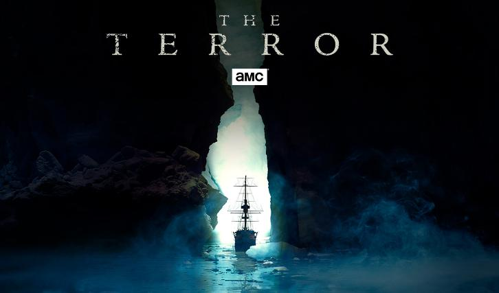 The Terror - Promo, Cast and Promotional Photos, Featurettes, Posters, Key Art, Synopsis + Premiere Date  spoilertv.com/2017/12/the-te…