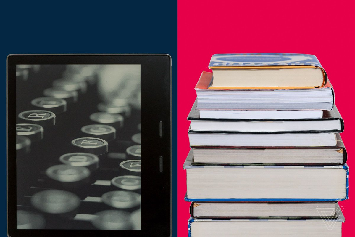 There's something to be said about paper books in the age of digital distraction https://t.co/EPXy1iI9v4