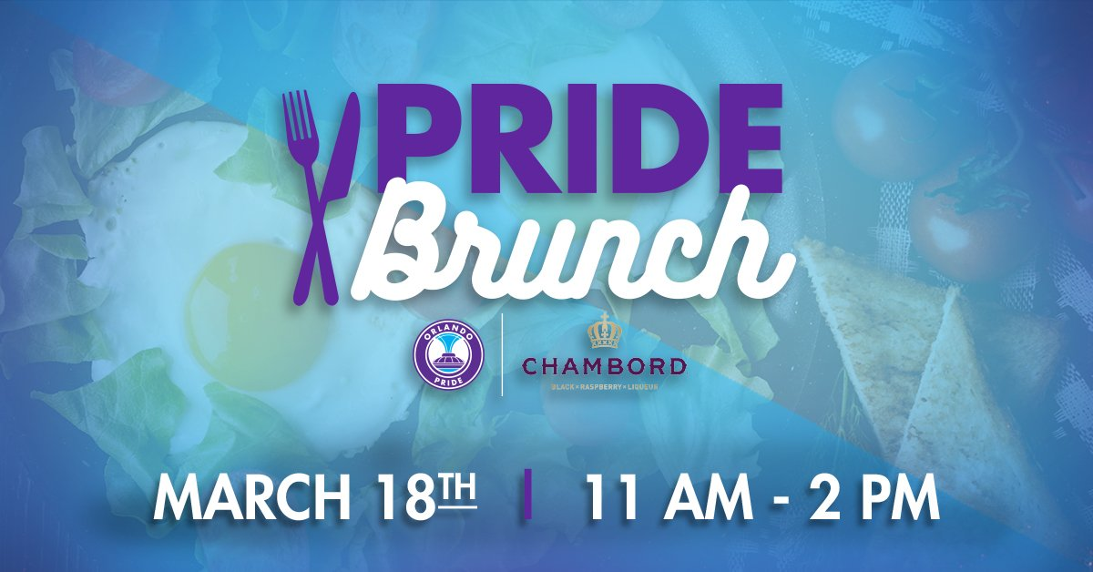 Need Brunch plans tomorrow? Brunch with...