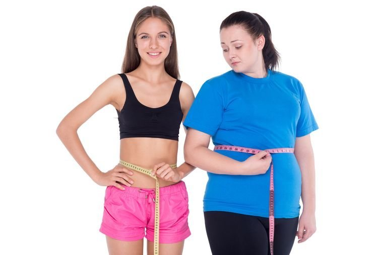 Как сбросить вес девочки 14 лет