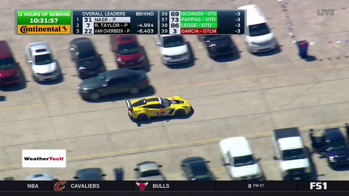 Never trust your GPS #Sebring12 https://...