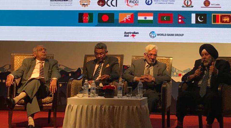 SAARC nations' business leaders discuss regional economic integration in Nepal https://t.co/RfF2GIMQD6