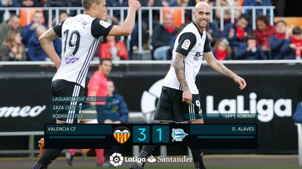 FINAL #ValenciaAlavés 3-1  ¡El @valencia...