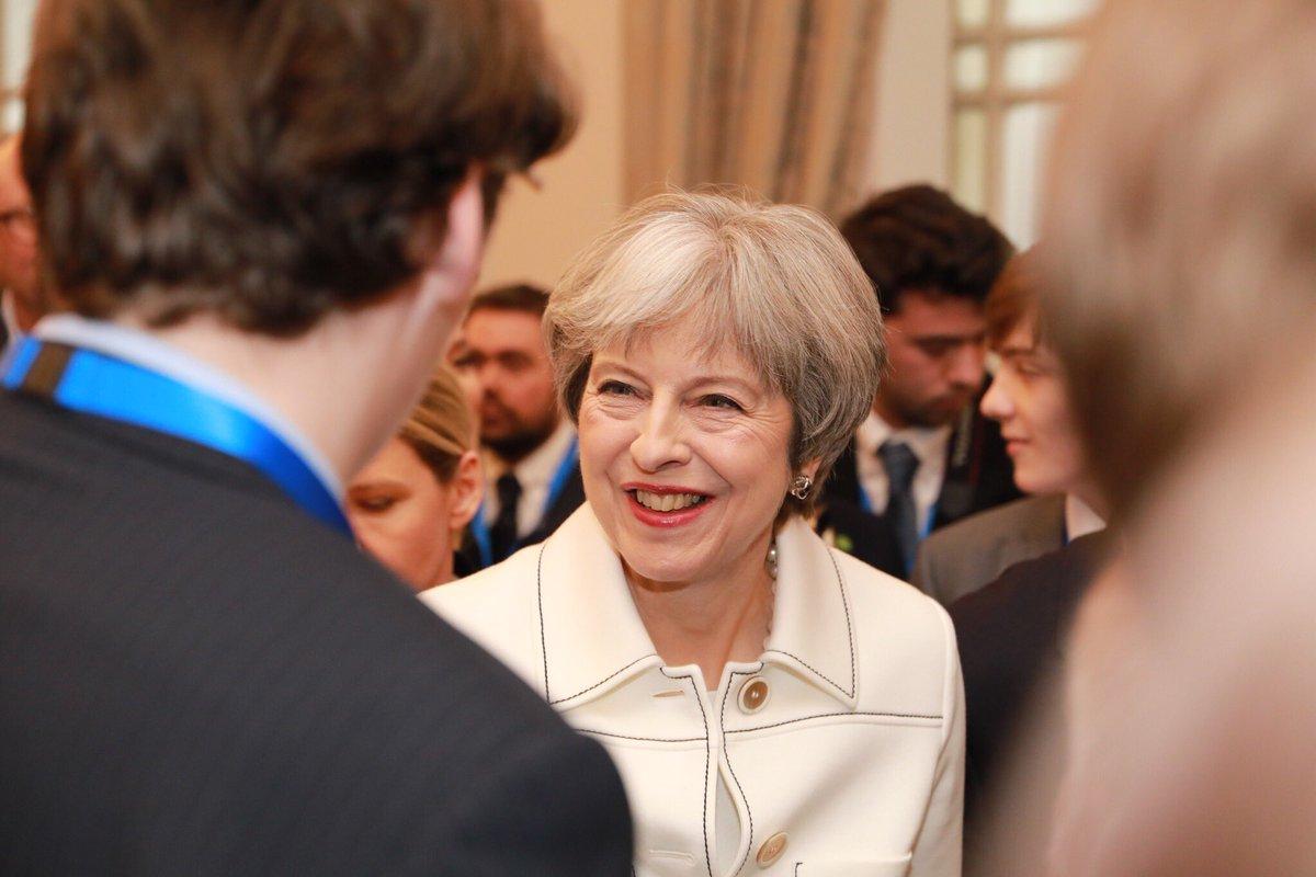Theresa May (@theresa_may) | Twitter