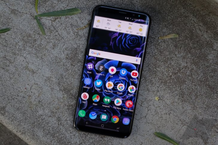 T-Mobile Galaxy S8/S8+ now receiving Android 8.0 Oreo update...