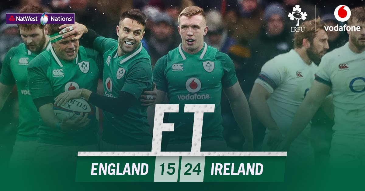c89c3965c52 Irish Rugby on Twitter: