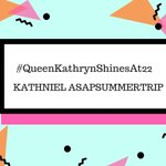 RT @KATHNIELSpikers: Hashtag and Tagline for today...