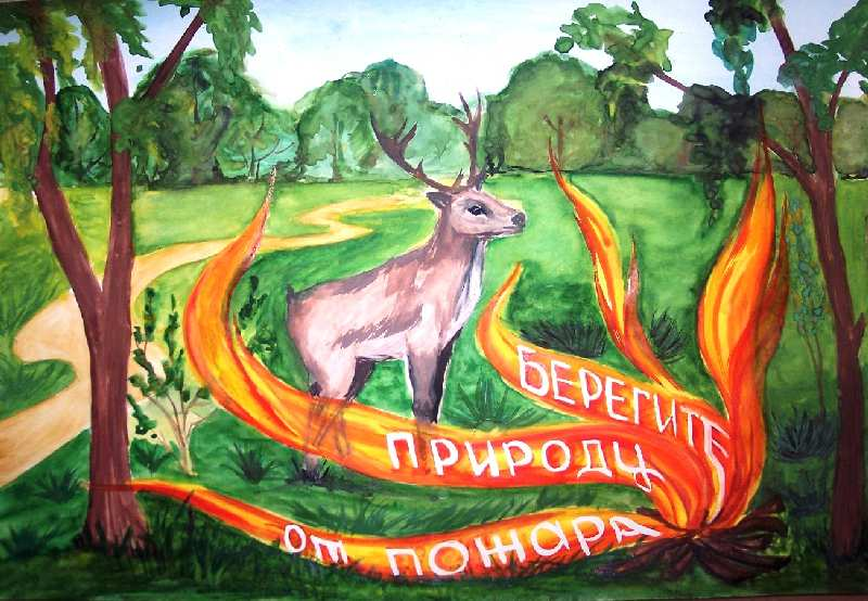 Февраля своими, экологические открытки конкурс