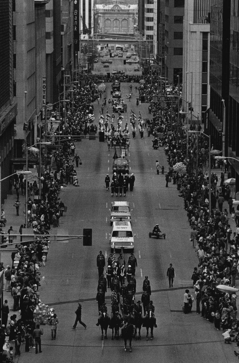 Historic #Denver photos from #StPatricksDay through the years. https://t.co/143HAigA8Q