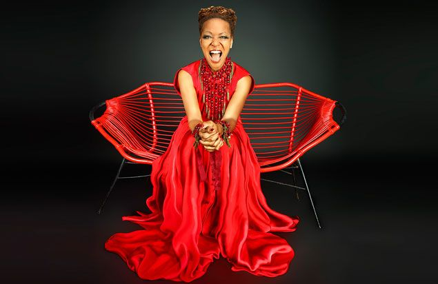 ON SALE NOW! Broadway star LISA SIMONE performs her famous moms hits at RiverJazz pres. by @ConcannonCPA on 5/23! Info: buff.ly/2ItynuC