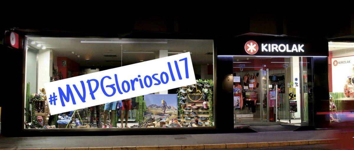 Ya podéis elegir vuestro #MVPglorioso117 del #ValenciaAlavés y ganar el premio de @Kirolak_Vitoria (Florida, 2)