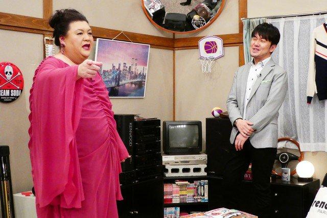 土田晃之&マツコがかつてのヤンキー&アイドル文化を語りまくる番組 https://t.co/fw7ImuC4SO
