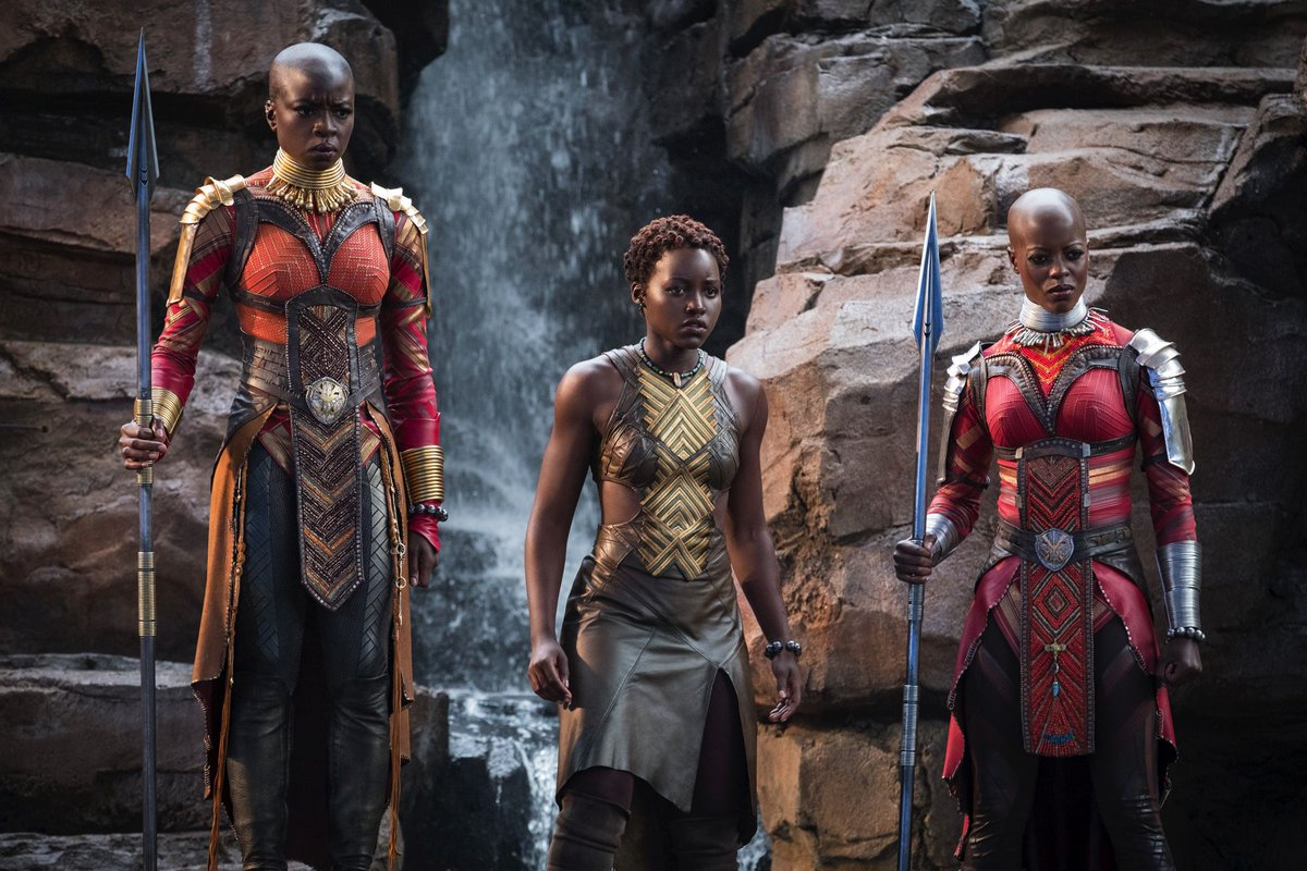 Nnedi Okorafor is writing a comic series about Black Panther's Dora Milaje warriors https://t.co/BGWt2XL8Rv