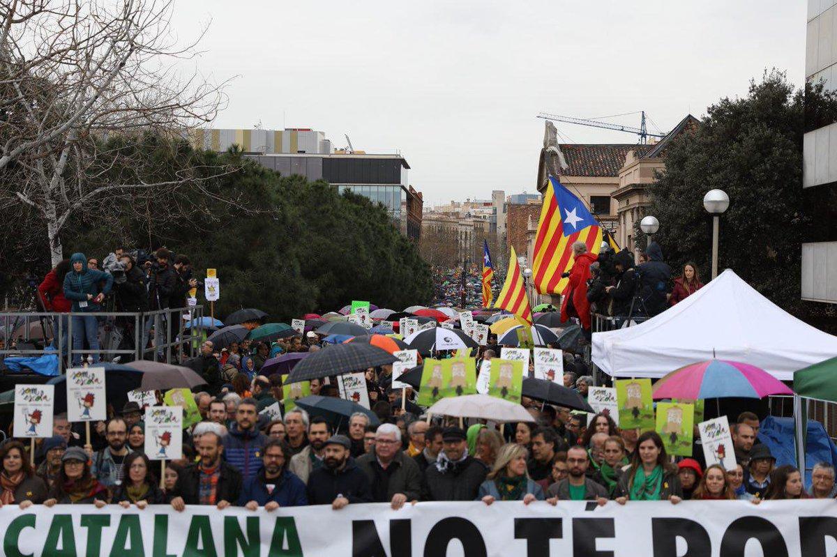 L'escola catalana no té por. Avui hem so...