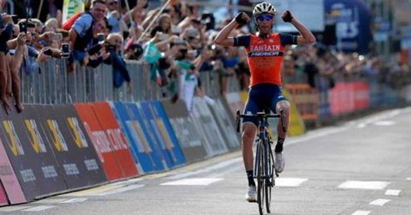 Nibali fa la storia: la Milano-Sanremo torna all'Italia dopo 12 anni https://t.co/XtepRYoIvt