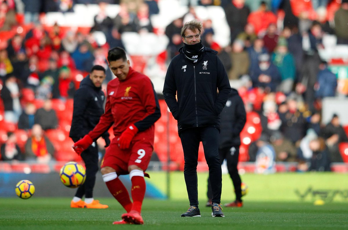 Will Liverpool make it 18 home #PL games without defeat?  Follow #LIVWAT 👉 https://t.co/icL1XIKpn3