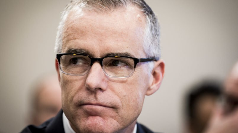 AP: Like Comey, fired McCabe kept personal memos regarding Trump https://t.co/XJFzoQsR7E