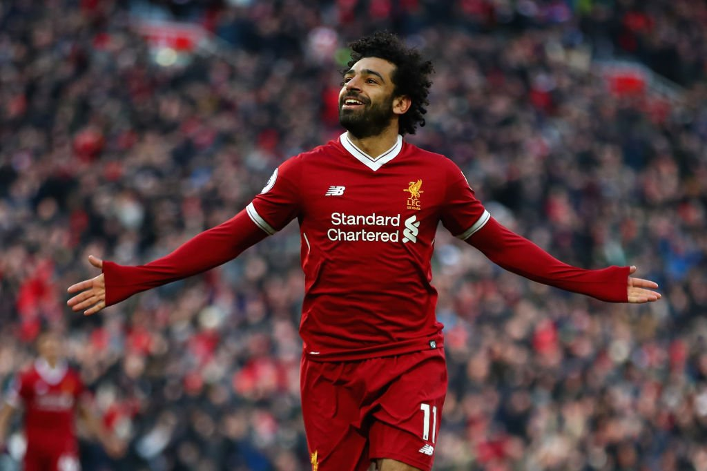 Mohamed Salah is now the outright top goalscorer in Europe's Top 5 Leagues this season with 25 goals scored.  Another week, another Salah scoring tweet. 😉