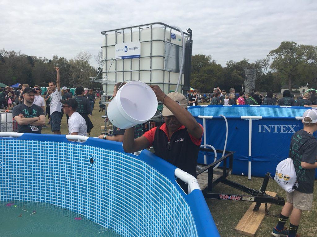 2018 Charleston Walk for Water - Water M...