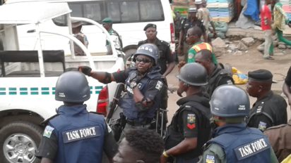 Police reportedly nabbed a suspect, Terhemba Tsuum, 39, for impersonating the FCT Minister, Malam Muhammad Musa Bello and defrauding unsuspecting public of N38 million. @Gidi_Traffic
