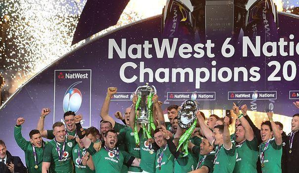 Tournoi des six nations: l'Irlande fait le Grand Chelem en battant l'Angleterre https://t.co/rqQLAKeskk