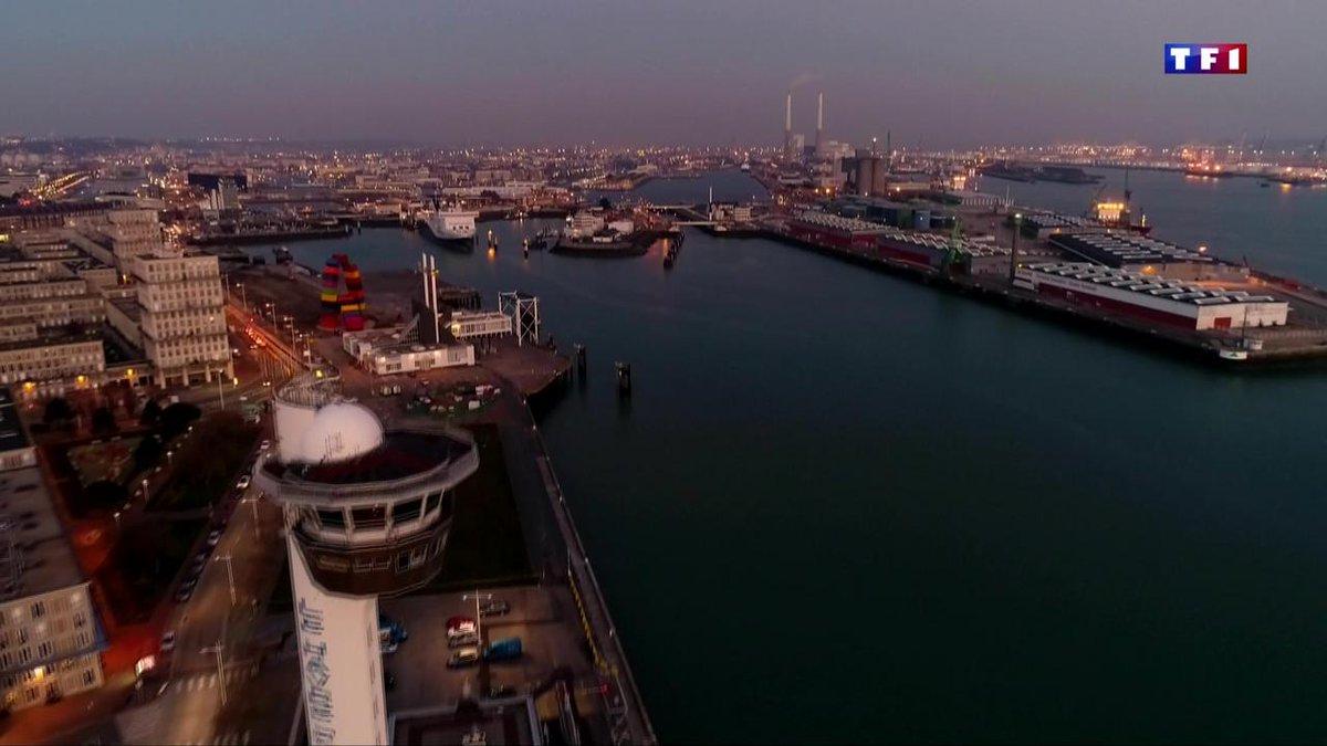 A la découverte du port du Havre https://t.co/0x3Xay9NAe