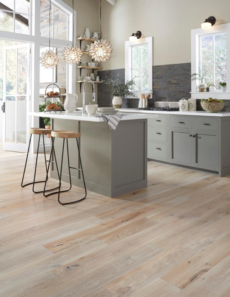This stunning, wide plank, white oak creates a high end feel to any size home. Give us a call to see our Maison Normandy hardwood flooring in person.   #Staatsburg  #StaatsburgNY