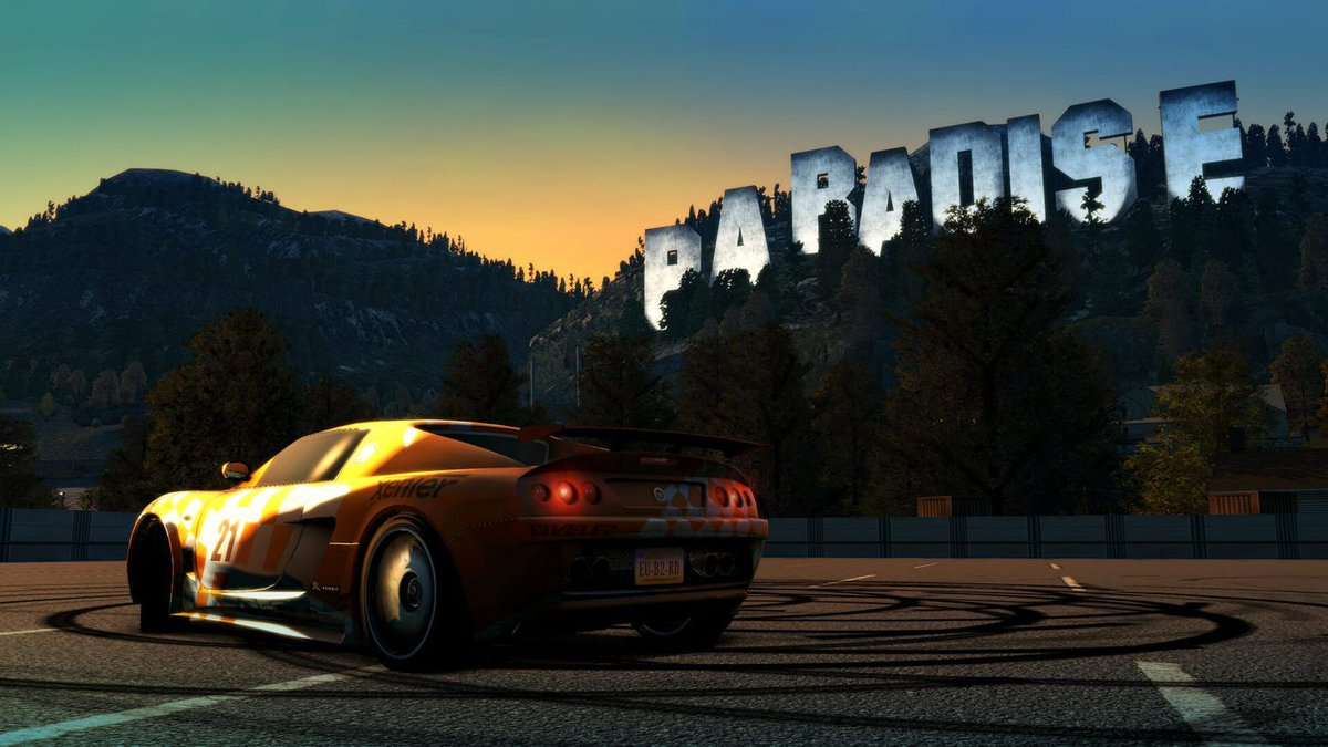Burnout Paradise was ahead of its time, and the new remaster feels timeless https://t.co/ruHKoLORxG