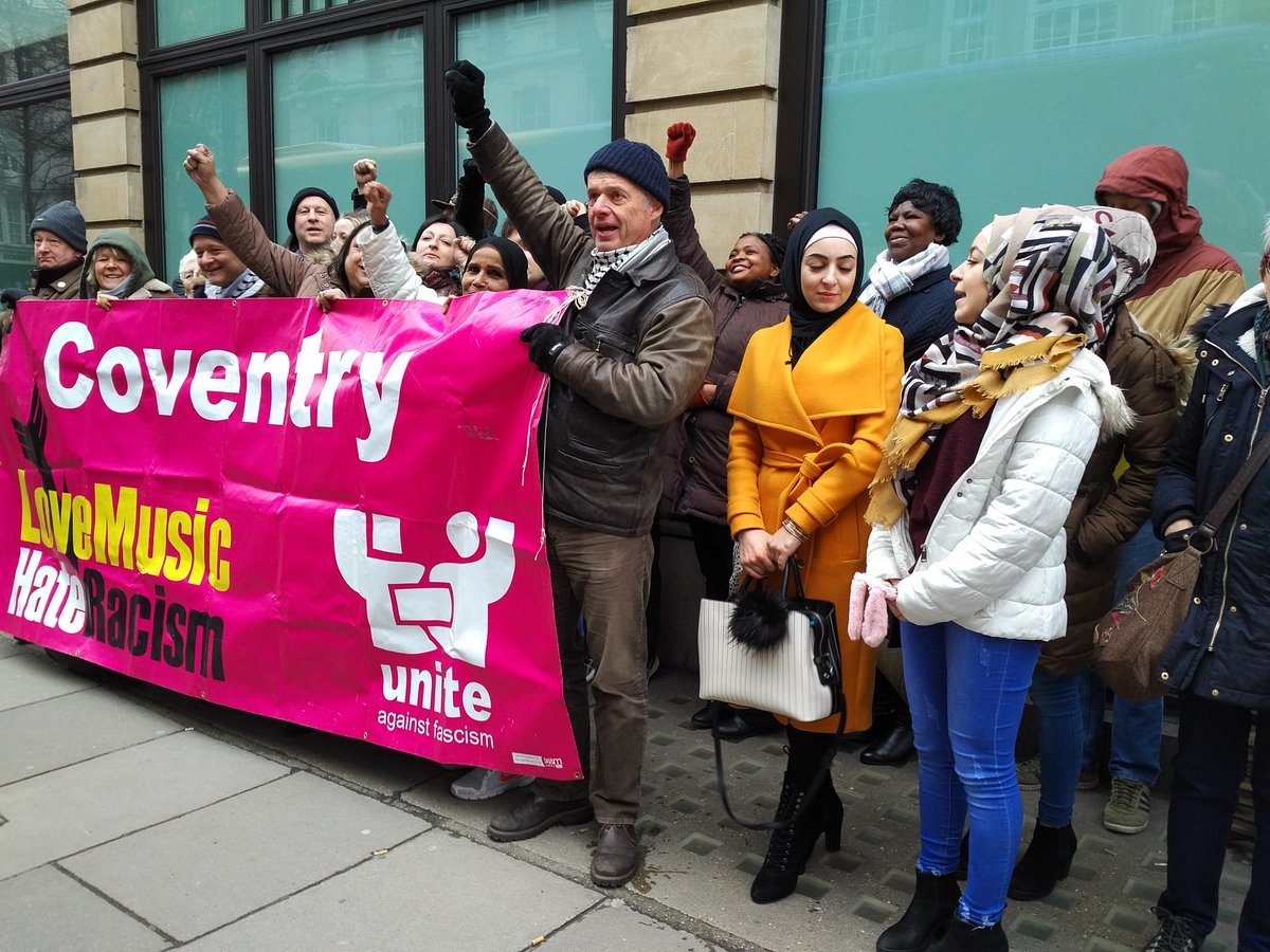 #MarchAgainstRacism  #StandUpToRacism  #...