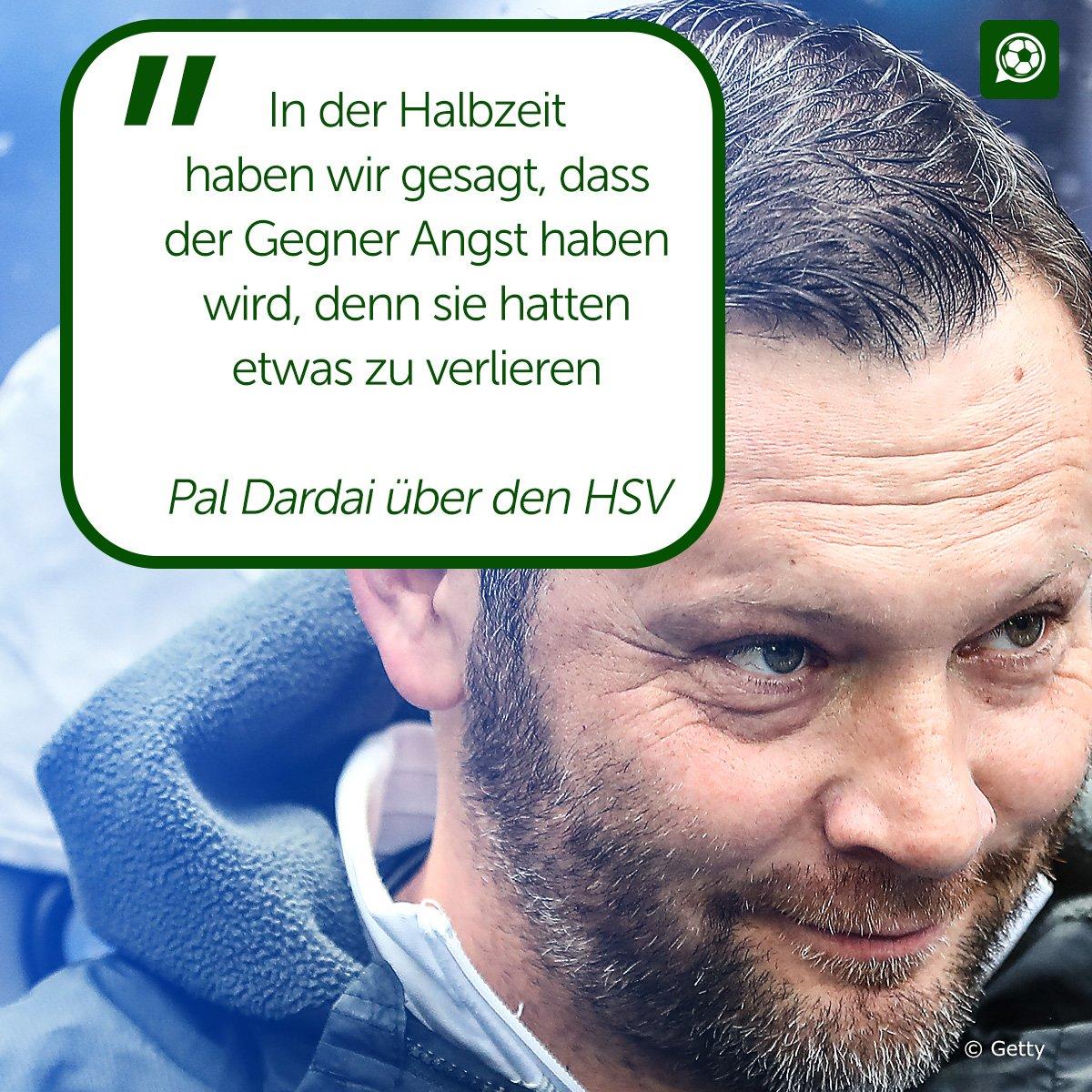 Der Hertha-Trainer hat sich nach dem Rüc...