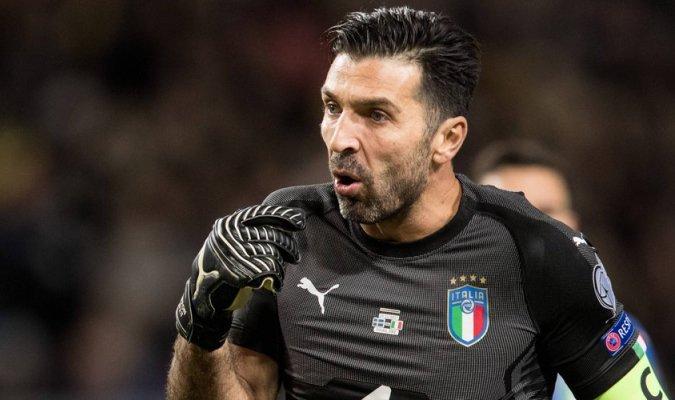 #Buffon convocado por #Italia https://t.co/aZiwD0PVHN