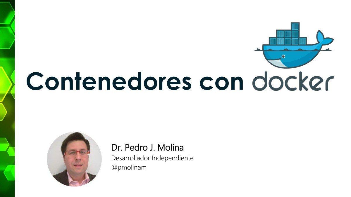 #PDF de #Programación - Contenedores con...