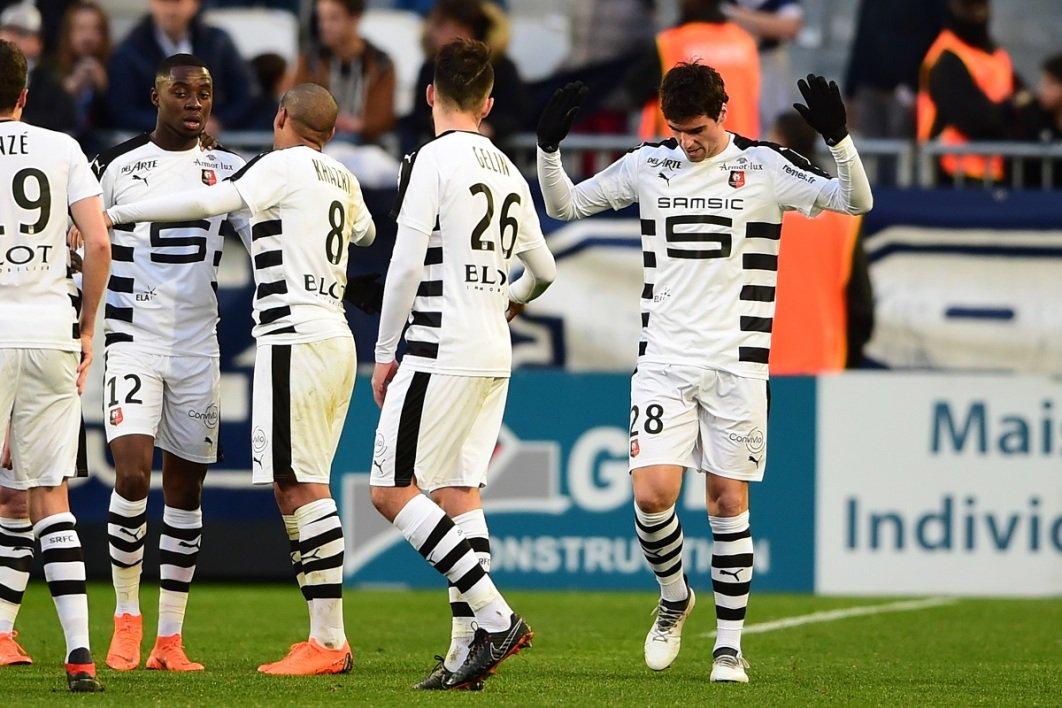 Ligue 1: délivré par Gourcuff, Rennes ré...