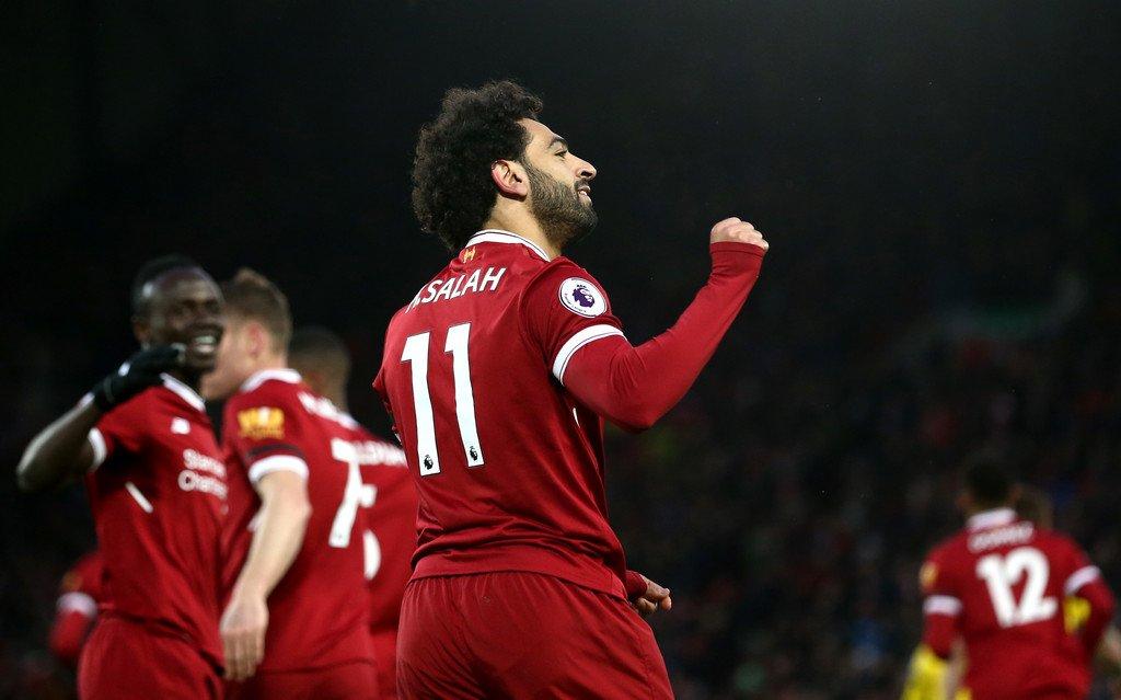 Mohamed Salah'ın yeni kurbanı Watford. Ş...