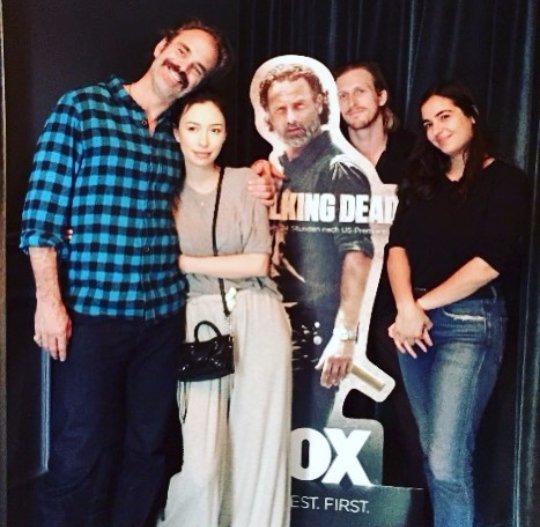 Photo de la saison 10 avec les amis... #...