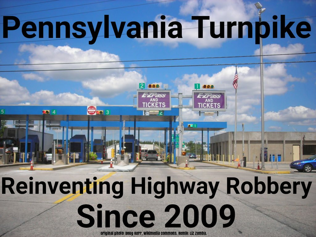 Drivers claim Pennsylvania Turnpike toll hikes are 'highway